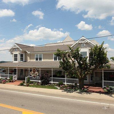 Coblentz Chocolate Company-Walnut Creek Storefront