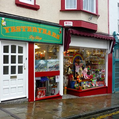 Yesteryears Traditional Toy Shop, Conwy