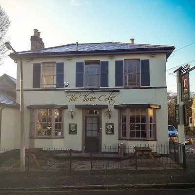 The Three Colts ...Family pub with food ...No Djs or rowdiness
