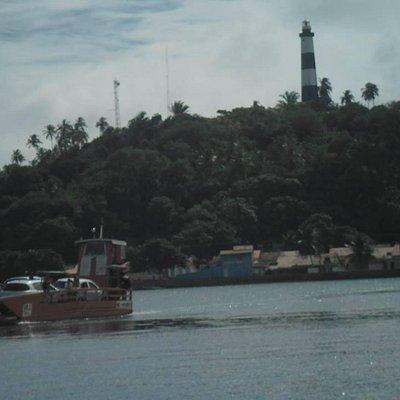foz do rio manguaba , ideal para passeios aquáticos é pura ecologia e habitat natural do peixe b