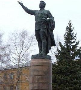 Памятник Кирову С.М.