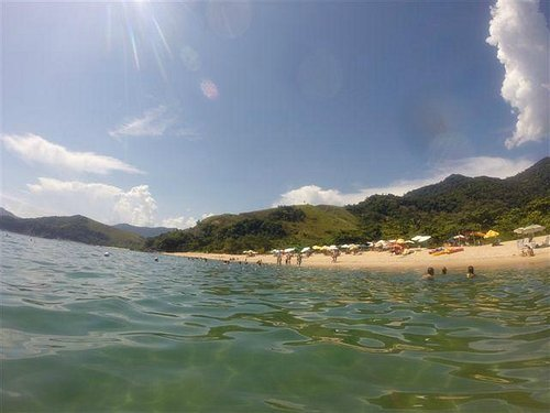 Praia de Toque Toque Pequeno
