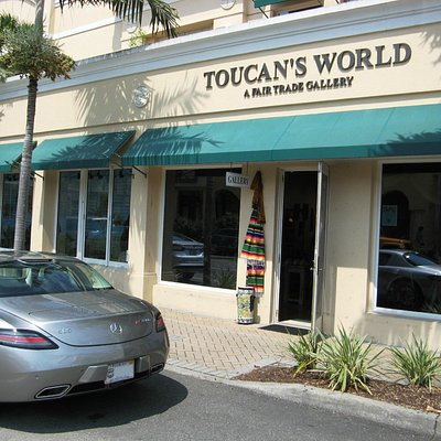 Toucan's World