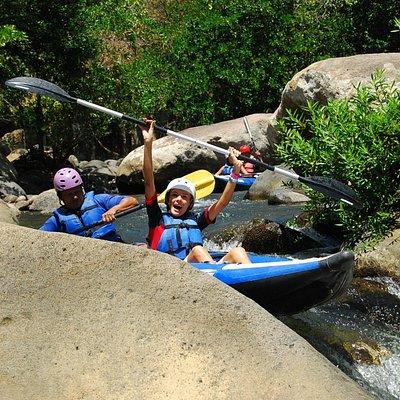 Rincón de la Vieja rafting