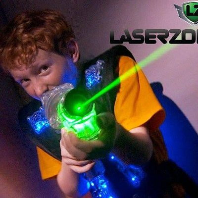 Laserzone Birthday Parties