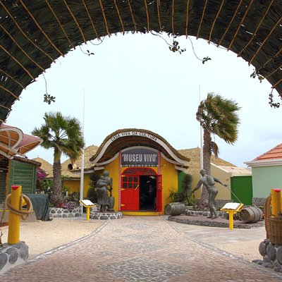 Eingang - Entry, FUNANÁ Casa da Cultura