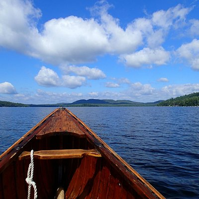 Grand Lake Canoe, West Grand Lake