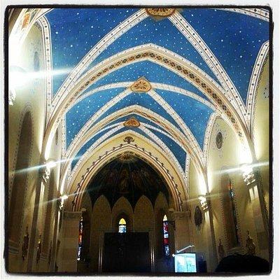 La nostra Cappella neogotica