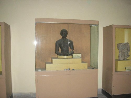 Half Metal body of Jain's God (8th Century)