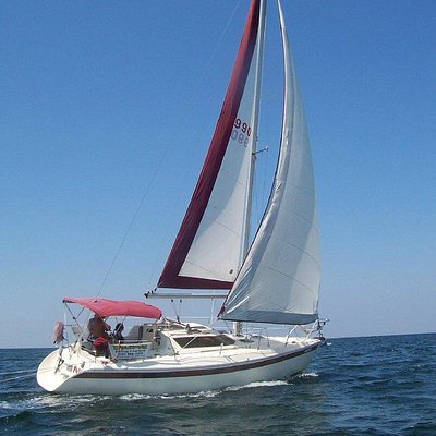 Sailing in the Gulf of Mexico