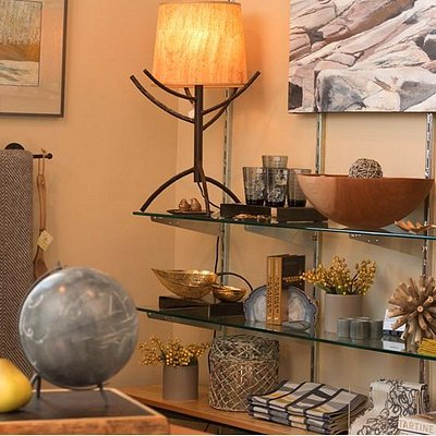 Lamps, runners, candles, and more