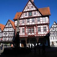 Rathaus Frontseite