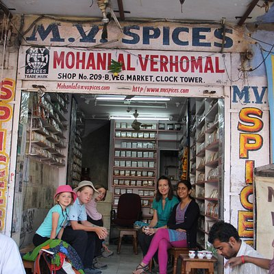 Welcome-to-just-look! shop with quality teas and spices