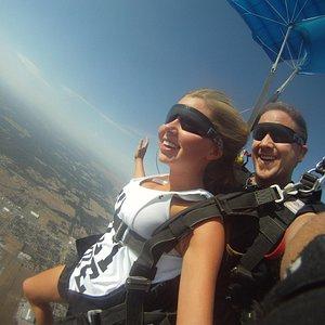 Tandem Skydive / Skydive Airtight