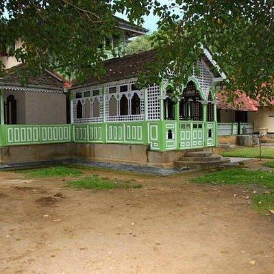 "The ""pirith-mandapaya"" from outside"