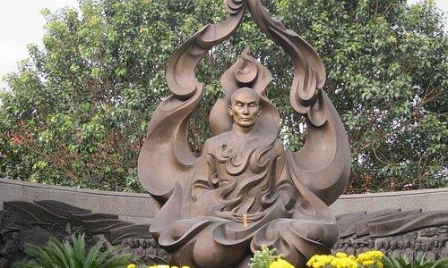 The Venerable Thich Quang Duc