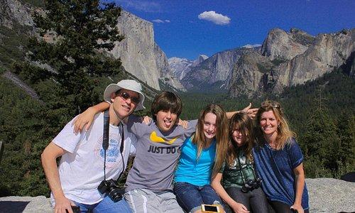 Family Day in Yosemite!