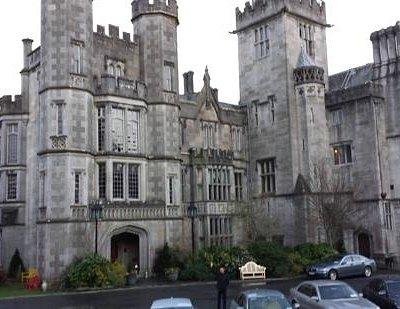The lovely Adare Manor - Adare, Ireland