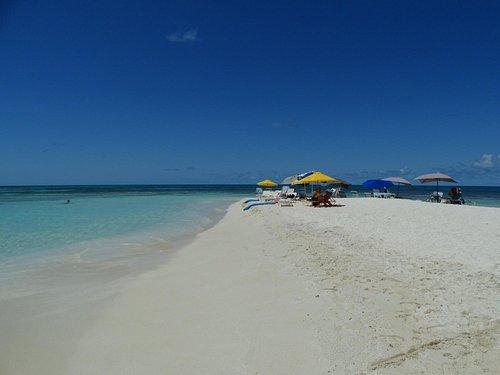Sands were pristine!
