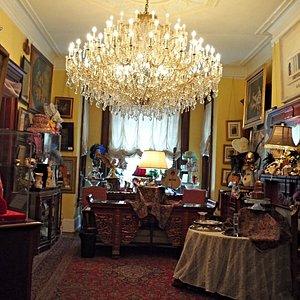 Each room is a Unique Eclectic Design