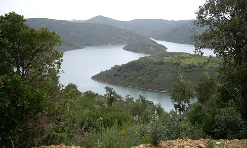 Funcho Dam Barragen