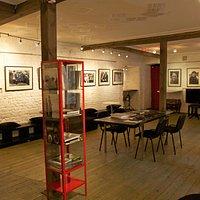 Выставочный зал фотогалереи | Photogallery exhibition hall