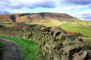 Our location speaks for itself -Roughlee, sits at the foot of the majestic Pendle Hill, within t