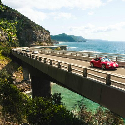 One of our recent drives - Sea Cliff Bridge