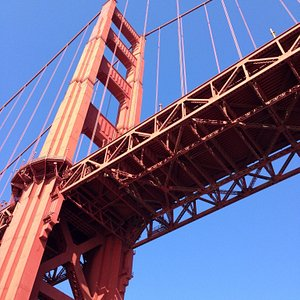 View of the Golden Gate on the Bay a Cruise included in the Ultimate SF!
