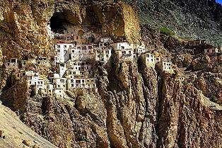 Monestry of Zanskar