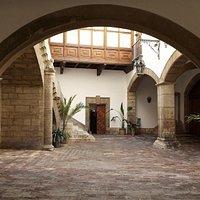 Patio gótico de L'Iber, Museo de los soldaditos de plomo