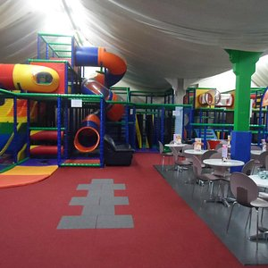 Inside Stay and Play