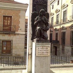 El Monumento.