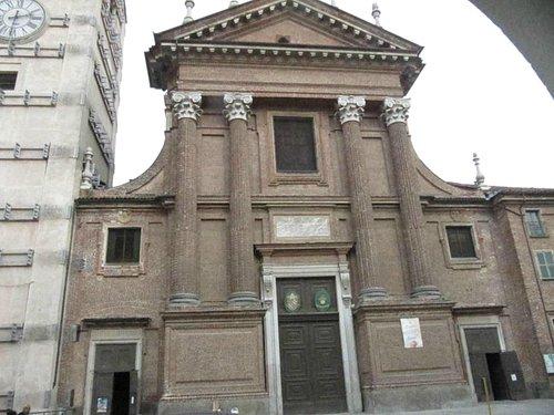 Duomo San Giovenale, patrono della Città