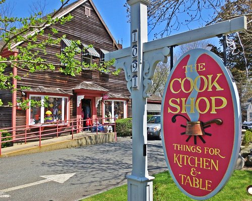 The Cook Shop, Brewster MA