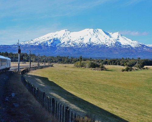 Northern Explorer   Mt Ruapehu