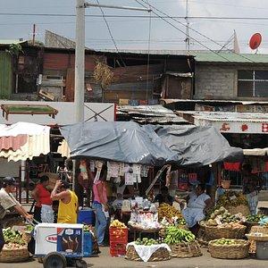 Exterior del mercado