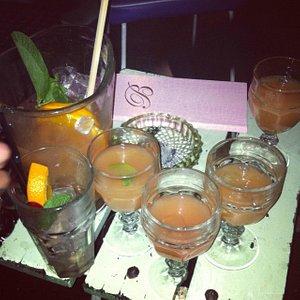 Nice drinks