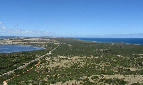 Vista verso Dudley Peninsula