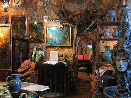 Magic cavern Praga