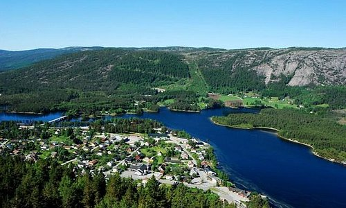 Byglandsfjord view