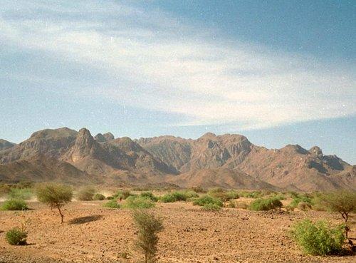 Les Monts Bazgan