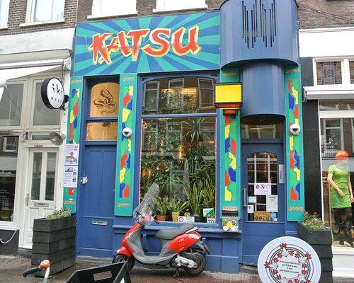 Katsu front of shop