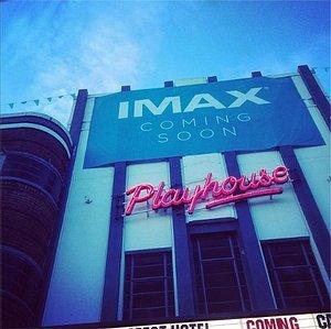 IMAX soon!