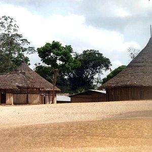 Comunidad Indigenas en El Playon