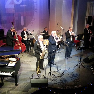 Рождественский джаз Олега Кувайцева