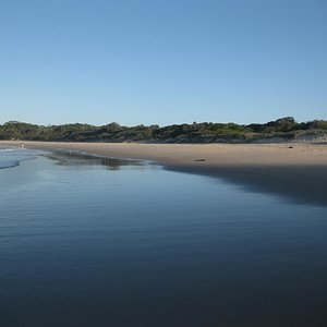 A perfect family beach.