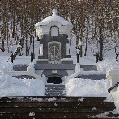 Мемориальный комплекс сопки Никольской