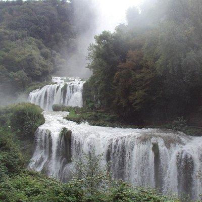 Marmore falls (Umbria)