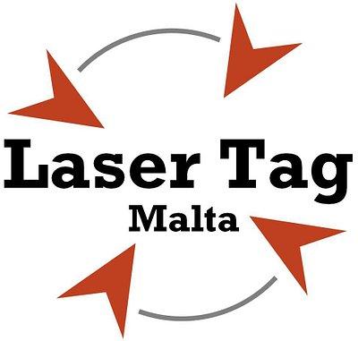Laser Tag Malta logo